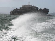 Alcatraz Island by Daniel Esquivel - Alcatraz Island