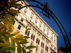 One of Nicola's fav hotels. Principe di Savoia, Milan