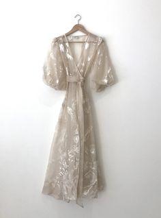 Organza Dress, Silk Organza, Silk Dress, Stylish Little Girls, Silk Slip, Dream Dress, Stylish Outfits, Fashion Dresses, Hand Painted