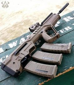 Tavor Sar Save those thumbs & bucks w/ free shipping on this magloader I purchased mine http://www.amazon.com/shops/raeind  No more leaving the last round out because it is too hard to get in. And you will load them faster and easier, to maximize your shooting enjoyment.