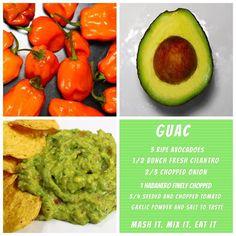 Got that guac #foodie #instafood #yummy #yums #nomnom #gardening #growandeatyourown #growandeat
