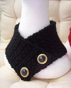 Cats-Rockin-Crochet Fibre Artist.: Which Stitch Neck Warmer - free pattern