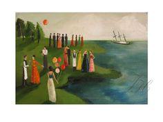 """Shipwrecked on Smoke Island"" by Janet Hill"