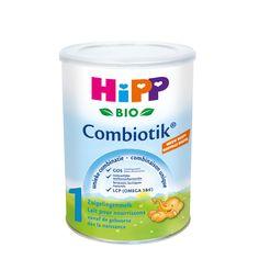 HIPP BIO 1: Biologische melkvoeding van HiPP. Combiotik Bio 1 is voor de…
