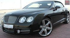 Bentley Continental GTC Mansory