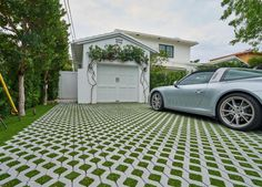 Add the WOW effect to your home! Driveway Pavers, Brick Pavers, Florida Georgia, Tampa Florida, Paver Designs, Hardscape Design, Top Soil, Outdoor Living, Outdoor Decor
