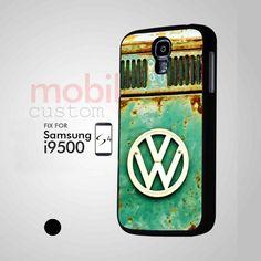 VW Retro-Samsung Galaxy s4 Case