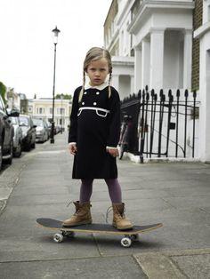 the attitude! kids girl