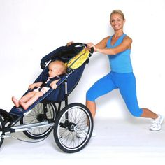 Stroller workouts!