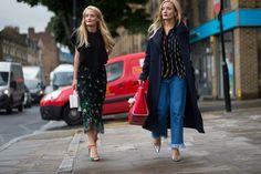 London Fashion Week street style inspiration