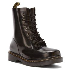 Dr. Martens Women's Drench 8-Eye Boot