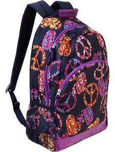 Super cute Junior sequin striped backpack #Gap | My Princess ...