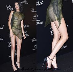 Kendall Jenner || Cannes
