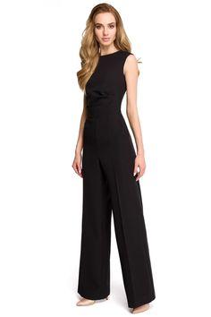 Ένας χώρος με ιδιαίτερα γυναικεία ρούχα και αξεσουάρ , με υψηλή ποιότητα και προσιτές τιμές. Έχουμε τα πιο στιλάτα είδη μόδας, μην ψάχνετε πουθενά αλλού, το Blush Greece είναι το δικό σας προσωπικό κατάστημα. Palazzo Jumpsuit, Work Attire, Grey Sweatshirt, Fashion 2020, Black Leggings, A Line Skirts, Wide Leg, Legs, Spandex