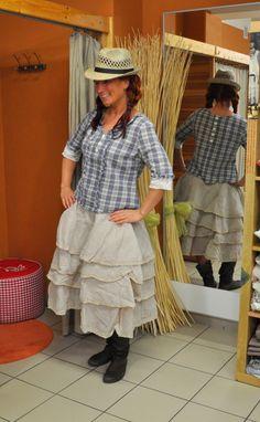 Naturmoden Steffi Hacke: Frühjahr - Sommer 2012 // Ewa I Walla