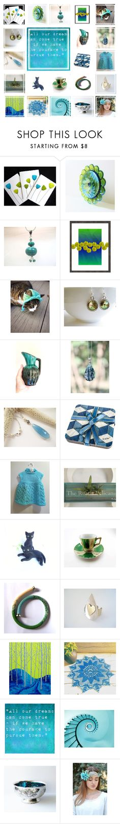 """""""All Our Dreams Can Come True"""" by jarmgirl ❤ liked on Polyvore featuring memento, Kraus and vintage"""
