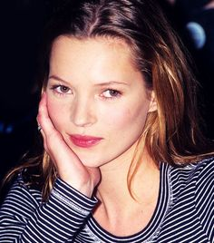 What Kate Moss Has Taught Us About Life, Love & Fashion via George Michael, Michael Jackson, Kate Moss Hair, 90s Makeup, Daily Makeup, Queen Kate, Career Inspiration, Makeup Inspiration, Neutral