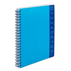 Pool Blue You Rule Three-Subject Spiral Notebook | Spiral Notebooks | Poppin