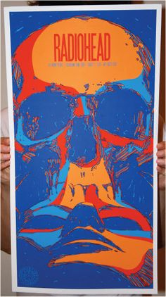 GigPosters.com - Grizzly Bear - Radiohead