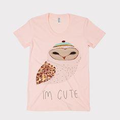 Rad - Im cute Owl