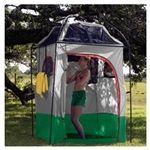 EPS Warehouse - Deluxe Camp Shower / Shelter Combo, $97.95 (http://www.epswarehouse.com/deluxe-camp-shower-shelter-combo/)