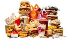 Fast food gibi yiyecekler