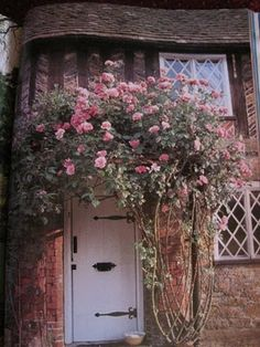 One day I will own a beautiful old cottage and I will do it up perfectly