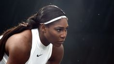 """Serena Williams, Gabby Douglas And Simone Biles Serve Up In Nike Ad. In a new and powerful ad for Nike's """"Unlimited Pursuit"""" Campaign, Simone Biles, Serena Williams and Gabby Douglas. Serena Williams, Maisie Williams, Simone Biles, Us Open Final, Nike Ad, Gabby Douglas, Olympic Athletes, Knee Injury, White People"""