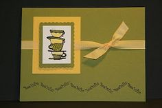 My Creative Corner!: Morning Cup Card    http://www.starlightstamper.com/2010/11/morning-cup-card.html