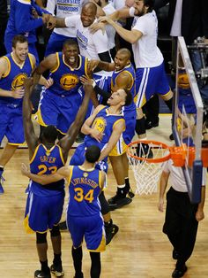 Warriors Defeat Cavs in Game 6 to Win NBA Championship | Golden State Warriors