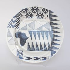 African Dinner Plates Amp West African Beef Plantain And