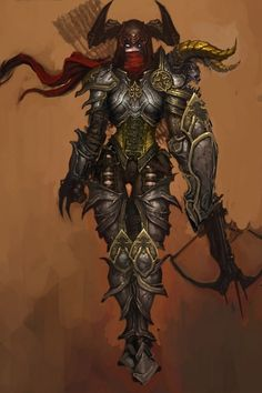 demon huntress. dope!