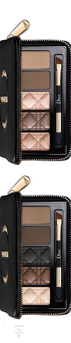 Dior 'Total Matte Smoky Glow' Palette  | LOLO❤︎
