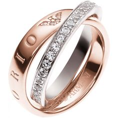 armani jewelry | Emporio Armani Ring.