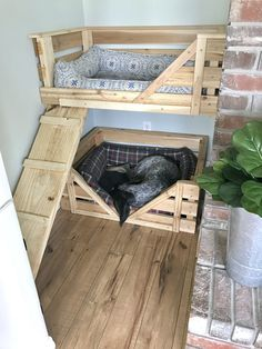 Dog Bunk Beds - Southern Hound Design Co.