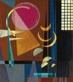 View Scharf-ruhig by Wassily Kandinsky on artnet. Browse upcoming and past auction lots by Wassily Kandinsky. Kandinsky Prints, Art Kandinsky, Wassily Kandinsky Paintings, Abstract Oil, Abstract Expressionism, Abstract Paintings, Art Conceptual, Art Moderne, Art Plastique