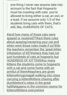 Finally, an HP post that didn't make me cry.