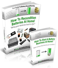 EZ Battery Reconditioning and Reconditioning Battery Business Guide