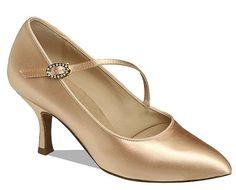 suede-soled ballroom dancing shoes