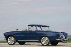 Simca Aronde Plein Ciel 1960