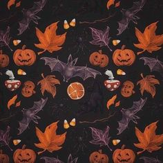 Image shared by Naty. Find images and videos about autumn, fall and Halloween on We Heart It - the app to get lost in what you love. Retro Halloween, Halloween Images, Halloween Horror, Holidays Halloween, Halloween Crafts, Happy Halloween, Halloween Decorations, Halloween Illustration, Halloween Wallpaper Iphone