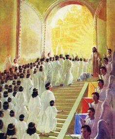Os santos do Altíssimo (Quero estar entre essas pessoas)