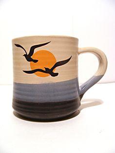Otagiri Mug from Japan. $5.00, via Etsy.