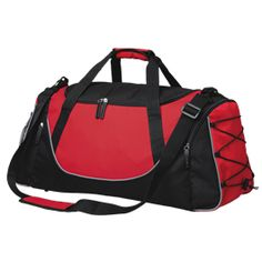 Matrix Duffel Bag. A perfect gym bag. Colours: Lime, Red, Royal, Yellow.