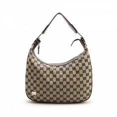 1bbbe8a84326bb LXRandCo guarantees this is an authentic vintage Gucci Hobo Bag shoulder bag .