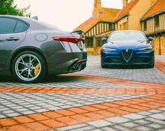 Alfa Romeo Gulia US