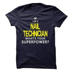 I'm A NAIL TECHNICIAN T-Shirts, Hoodies, Sweatshirts, Tee Shirts (23$ ==► Shopping Now!)