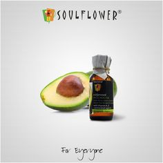 Avocado Carrier Oil is ideal for dry, damaged, dehydrated skin & for the rejuvenation of the skin. This oil is an astringent & helps to tighten & tone the skin. Perfect for oily skin. Great for controlling hairfall