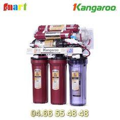 Máy lọc nước Kangaroo chính hãng 6 lõi lọc - Không vỏ tủ KG106 - Phiên bản máy 2013