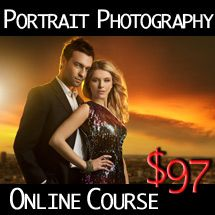 """""""Improve Photography""""  Portrait Photography Online Course  March 3 - April 2, 2012"""